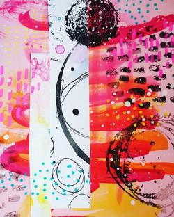 #abstractseries #abstractart #mixedmedia