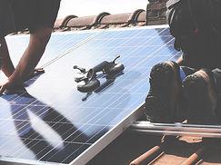 solárne panely strecha