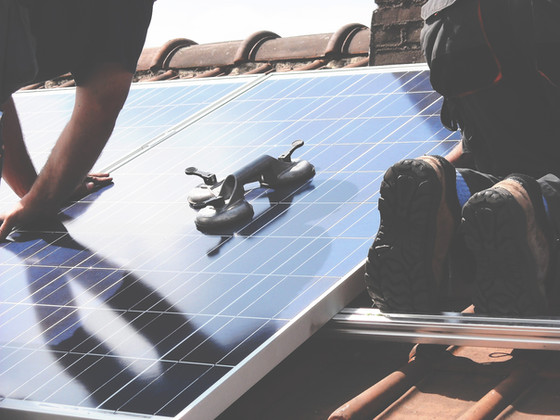 Solar Panel Cleaning Cleveland