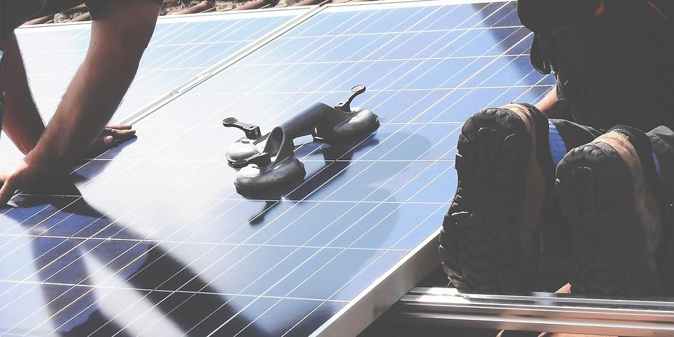 A NOVIDADE DA ENERGIA SOLAR FLUTUANTE