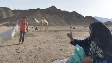 Yasmin aus der Wüste und ihre Oma