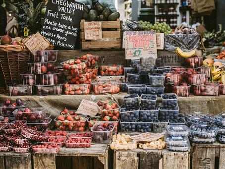 Boston Area Farmer's Markets Happening This Summer 2019