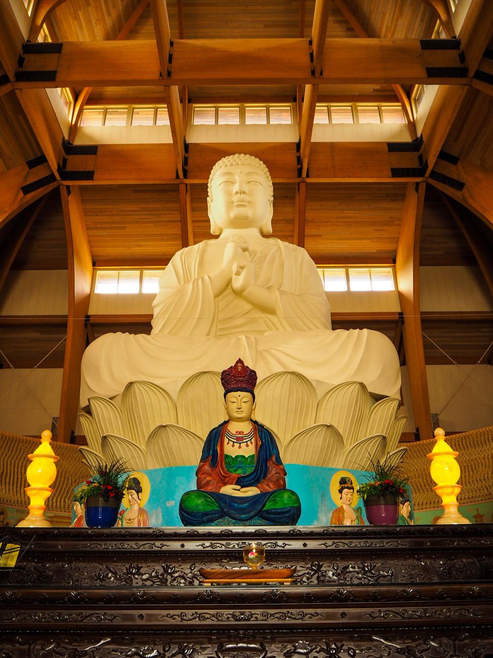 Chuang Yen Monastery