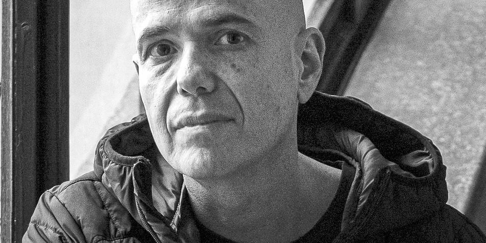 HALTalk beszélgetés Szántó T. Gáborral