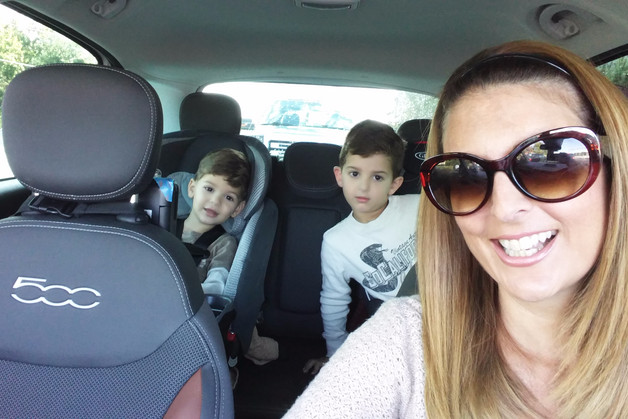 A Day in the Life of a Fit Mom of 2