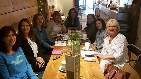 Busy Bee Networking meeting at The Elk of Chorlton