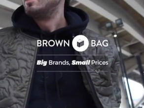 Discount clothing retailer, Brown Bag, chooses One iota for next gen mobile apps