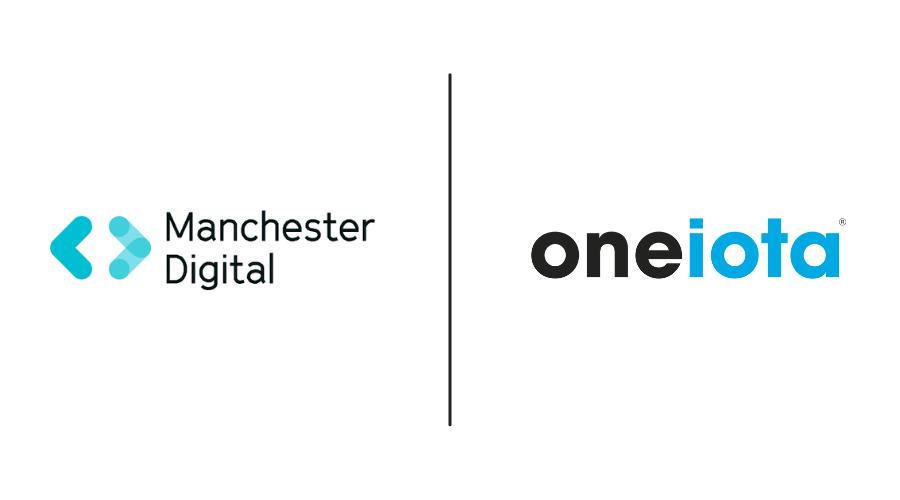 Manchester Digital and One iota logos