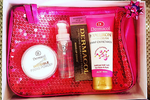 Kit con Cosmetiquera DERMACOL