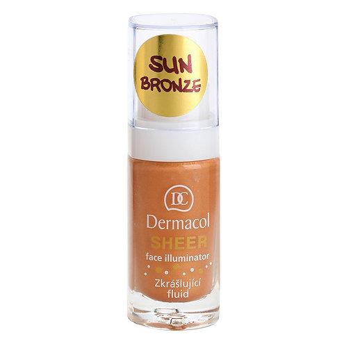Dermacol sheer face illuminator sun bronze