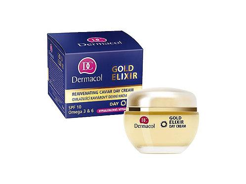 Dermacol gold elixir rejuvenating caviar day cream