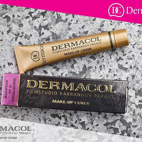 Maquillaje Dermacol make up cover film studio barrandov prague 13 tonos