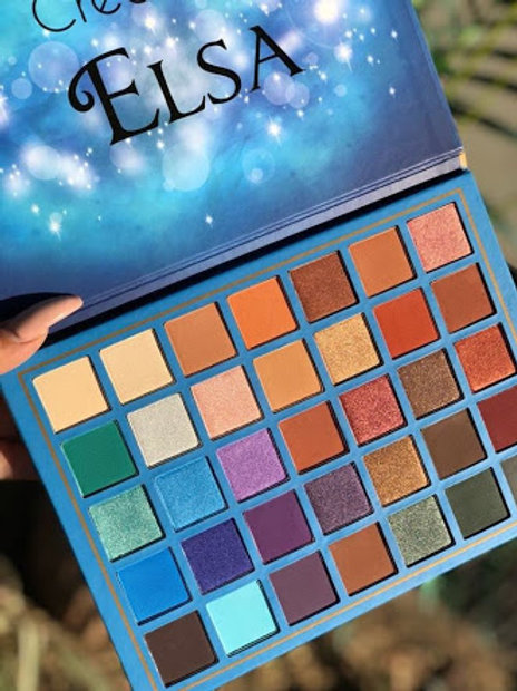 Paleta Elsa Beauty Creations