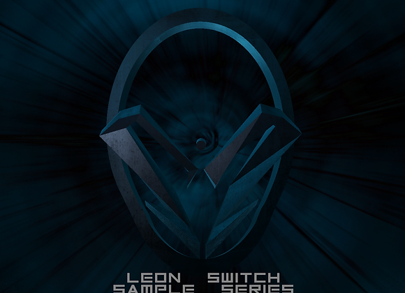 Leon Switch Sample Series Vol 3 - Bass Pack