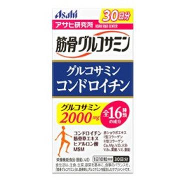 Японский глюкозамин + хондроитин Asahi 30 дней
