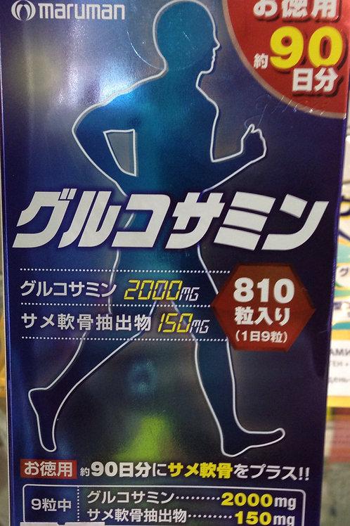 Глюкозамин с хондроитином  Maruman (Япония)