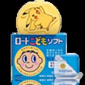 Rohto Kodomo Soft (Детские капли для глаз)