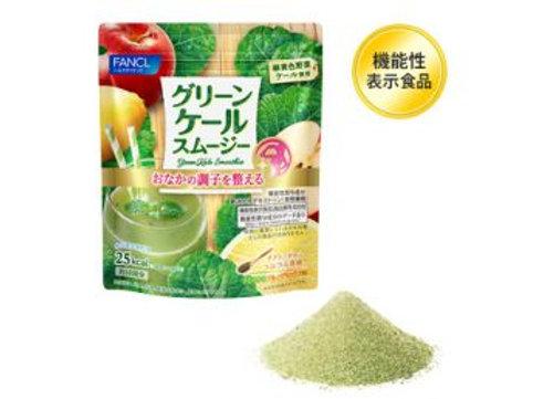FANCL Зеленый смузи с капустой кале