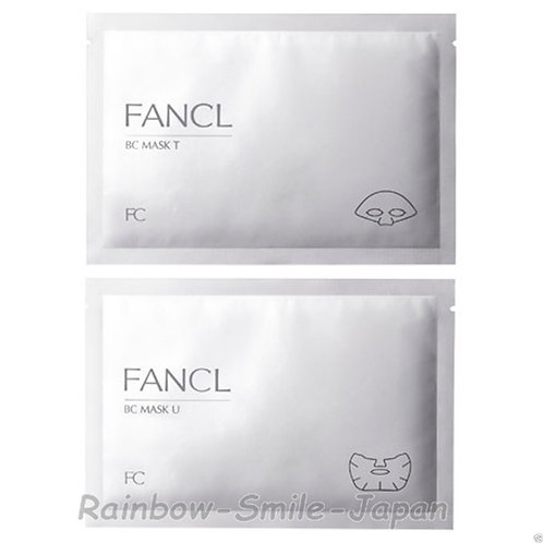 Fancl BC mask Маска 6 шт.