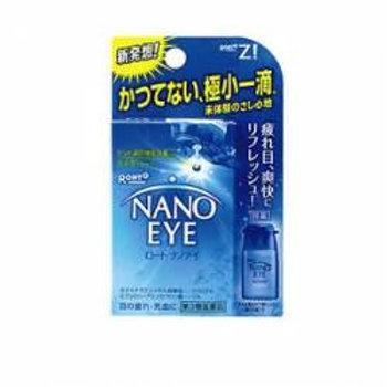 """Нанокапли """"Соколиный взор"""" Rohto Nano Eye Hawkeye"""