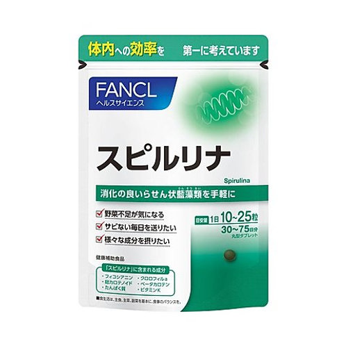 Спирулина Fancl