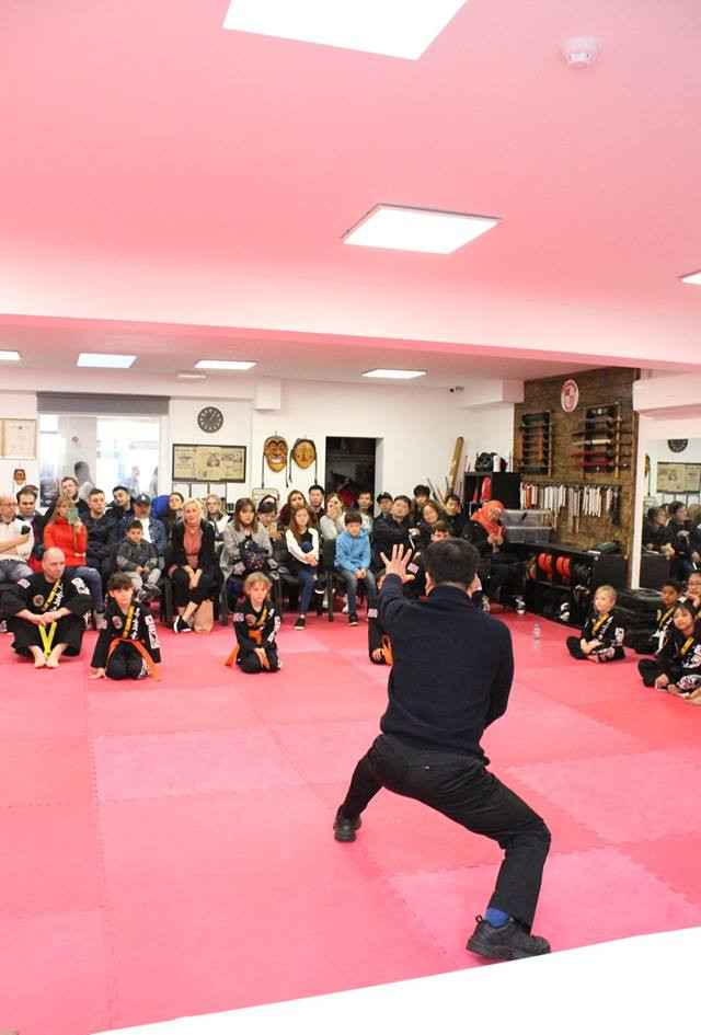 Best Korean Martial Arts Academy