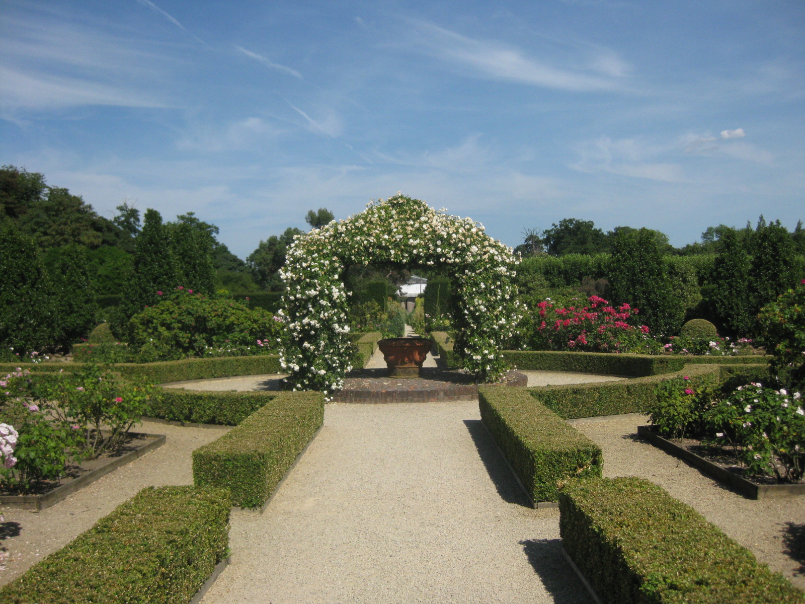 The Garden at Loseley Park