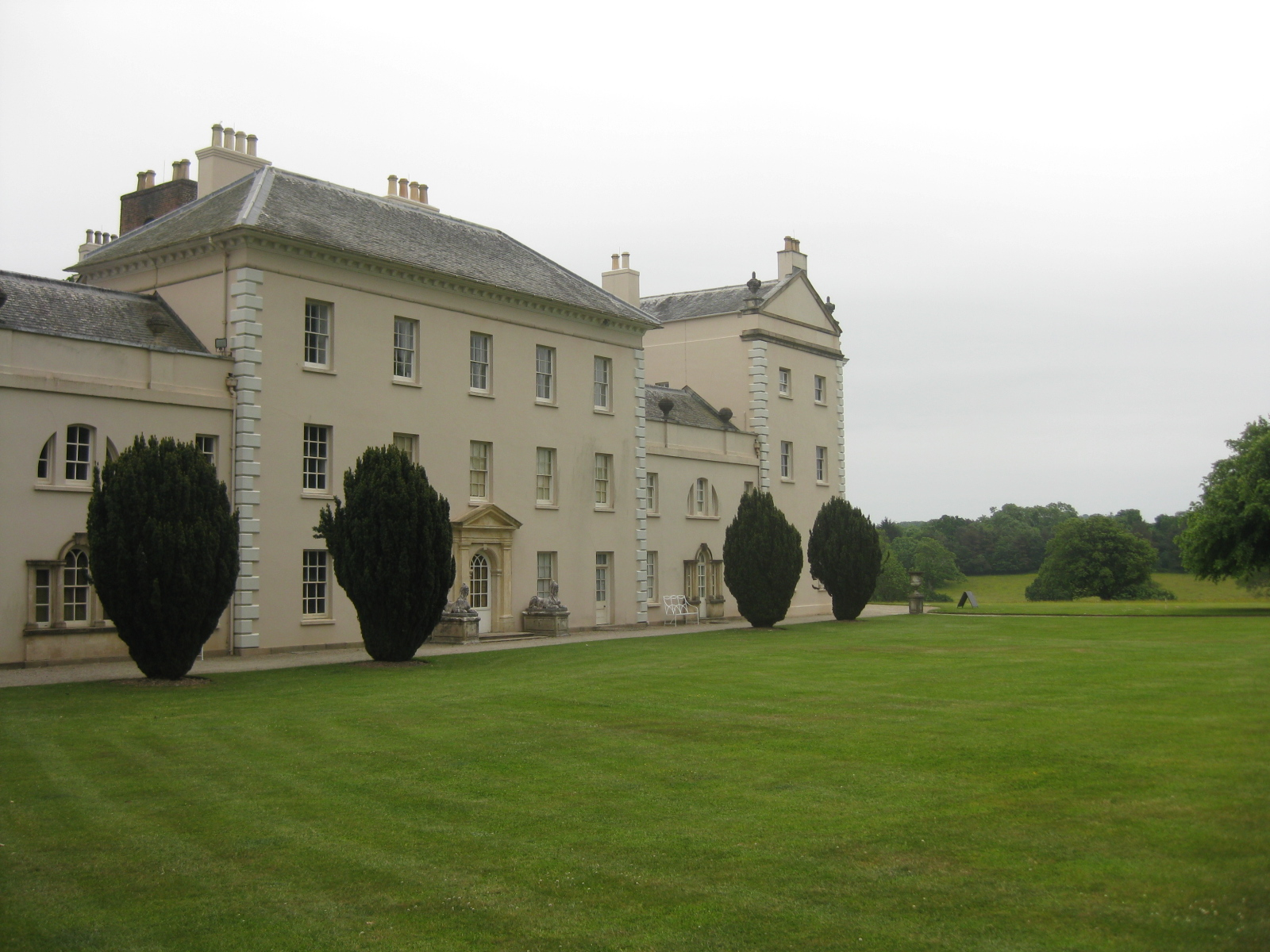 Saltram House as Norland Park