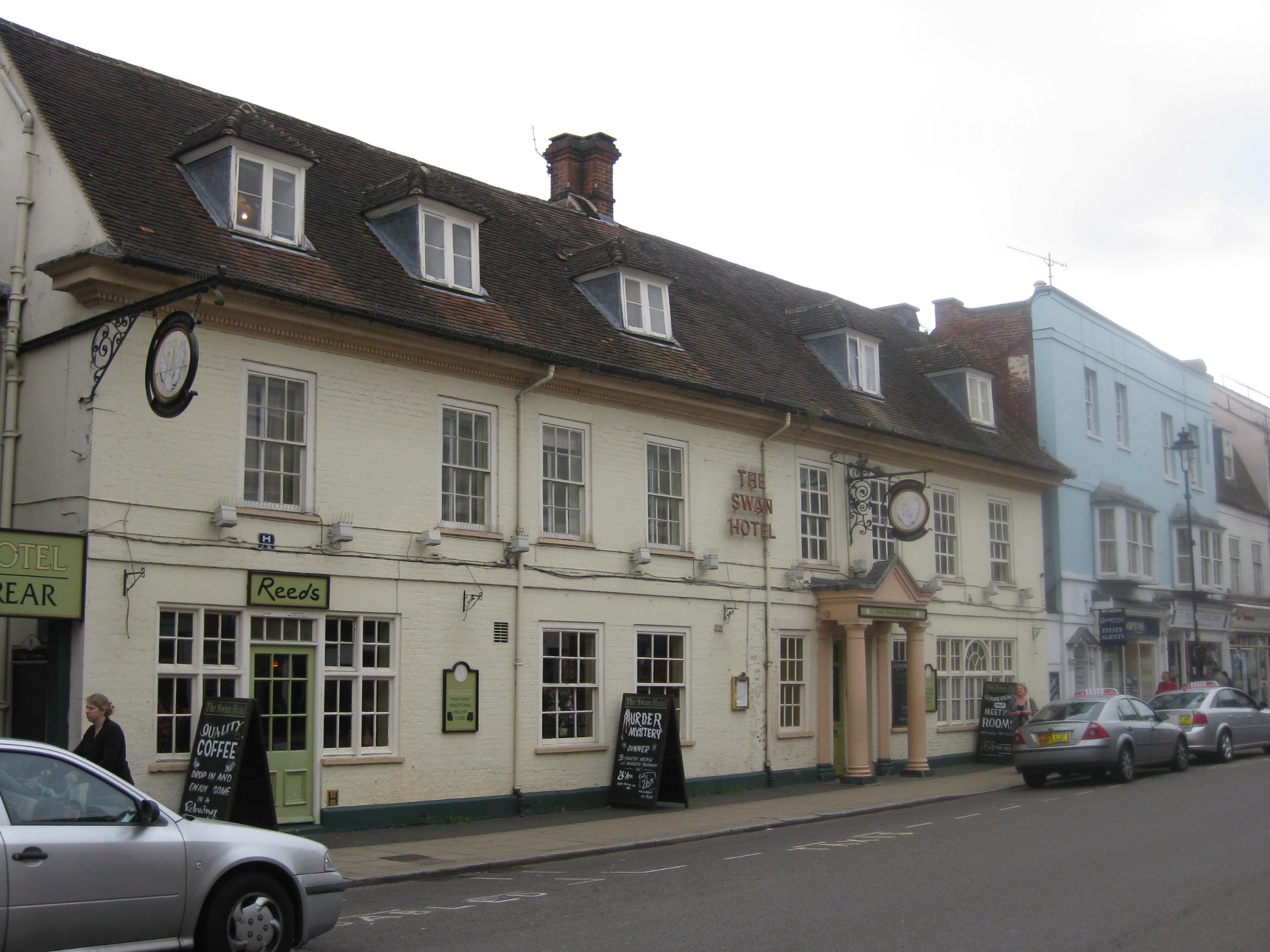 The Swan Inn of Alton