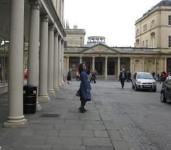 Anne and Wentworth's Walk