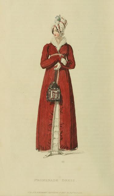 1816  Promenade Dress