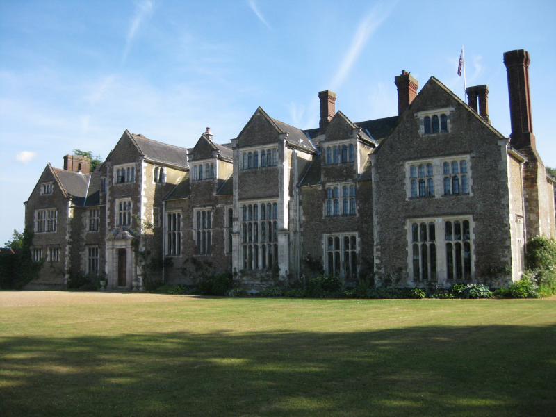Loseley Park as Donwell Abbey
