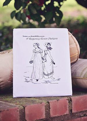 Regency Gown Basic Pattern