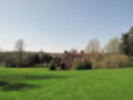 Chawton House Library Gardens
