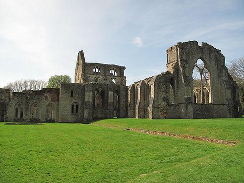 Jane Austen visited Netley Abbey with her nephews