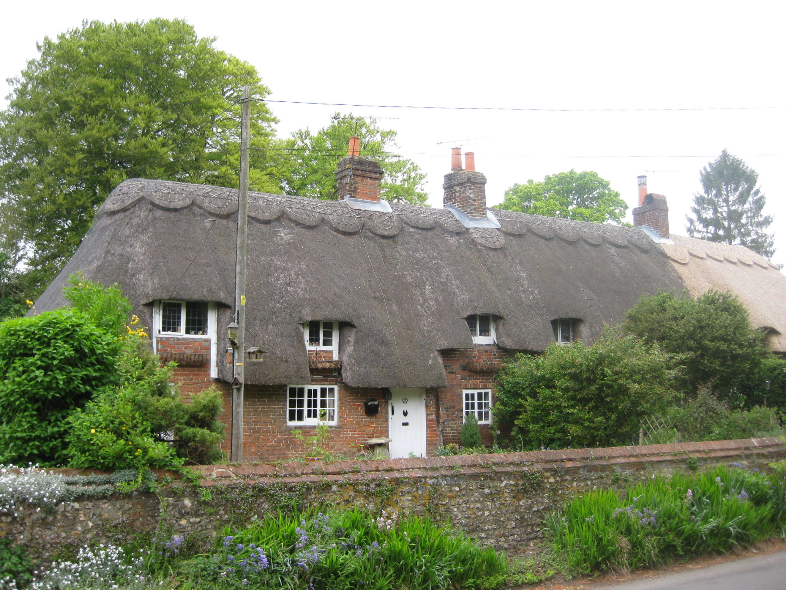 Another cottage in Chawton