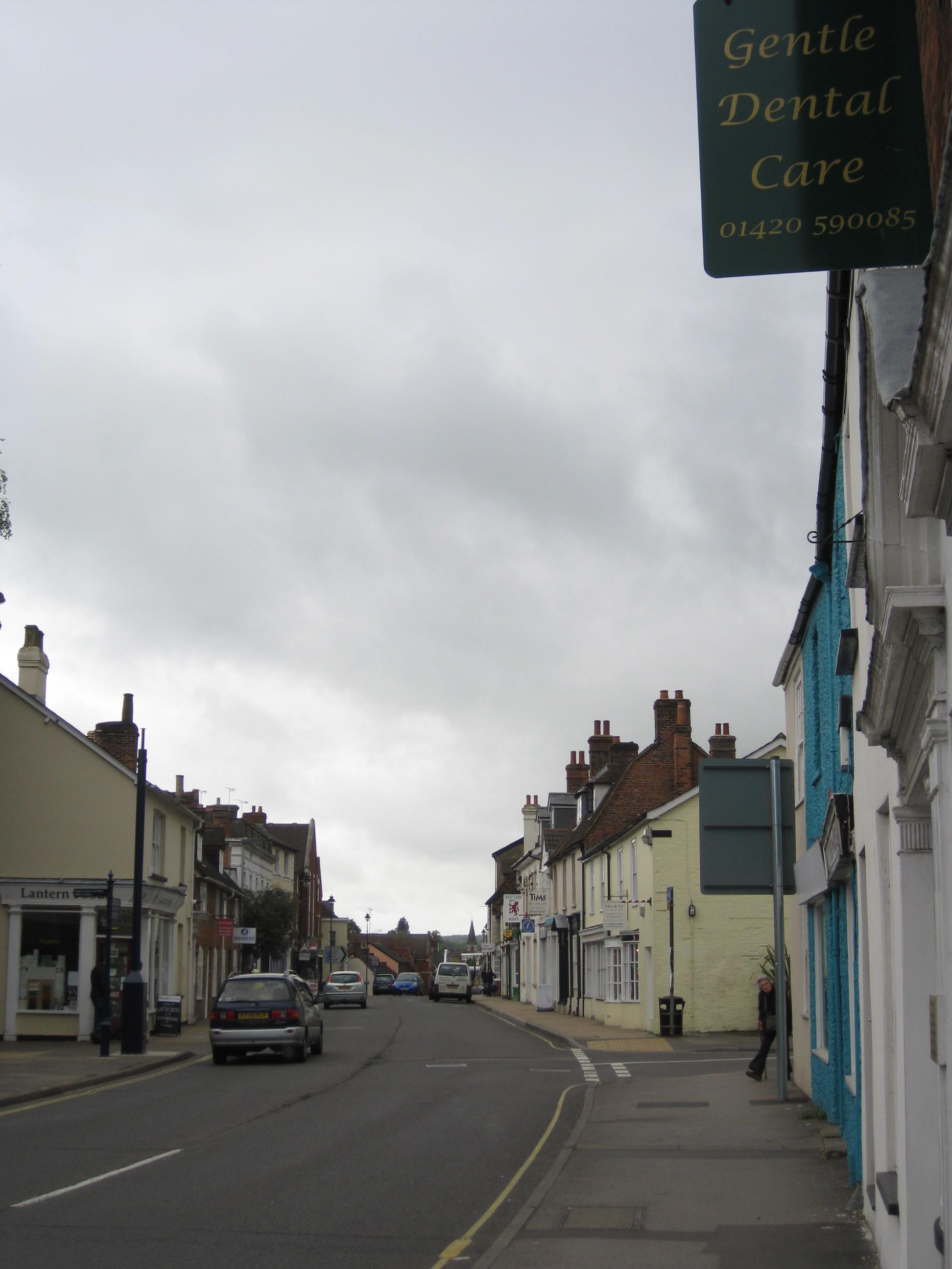 Alton High Street