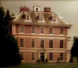 Hall Barn Estate as Delaford