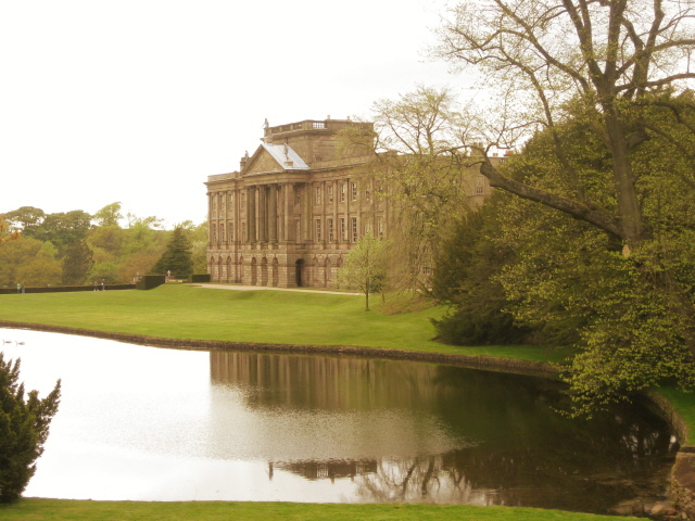 Pemberley from BBC's adaptation