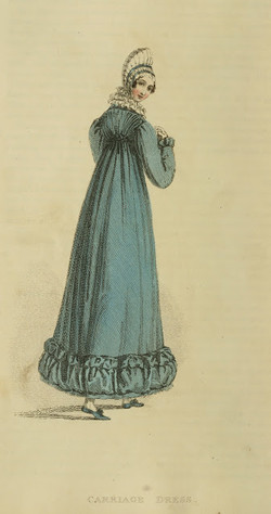 1816 Carriage Dress