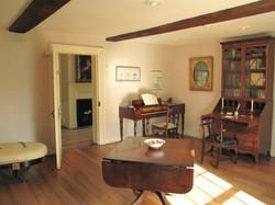 The parlor at Chawton