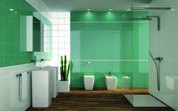 עיצוב חדשני חדר אמבטיה
