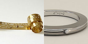 Maths and Computing Brooch and Bangle.jp