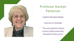Life Sciences Awardee 2020: Professor Karalyn Patterson