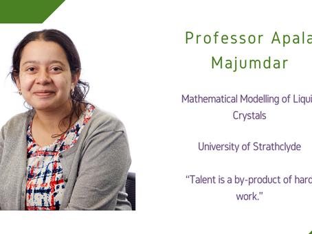 Maths and Computing Awardee 2020: Professor Apala Majumdar