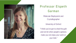 Life Sciences Awardee 2020: Professor Elspeth Garman