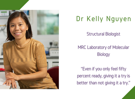 Life Sciences Awardee 2020: Dr Kelly Nguyen