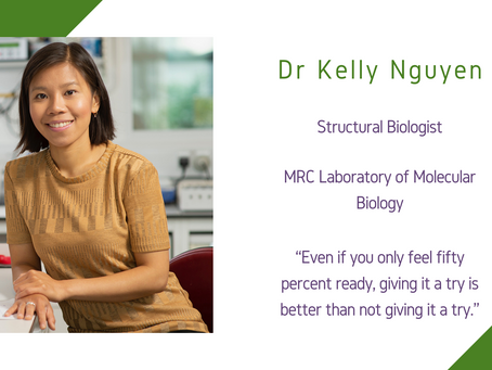 Life Sciences Awardee 2020: Dr Kelly Nguyen