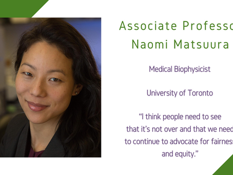 Life Sciences Awardee 2020: Associate Professor Naomi Matsuura