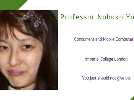 Maths and Computing Awardee 2020: Professor Nobuko Yoshida